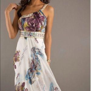 Dancing Queen Formal Floral Dress